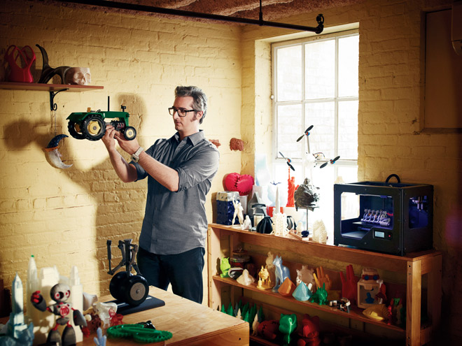 makerbot, product development, 3D printing, product engineer