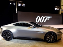 007 Robocar: Stirring, Not Shaken- Wall of Cool at Synapse Product Development