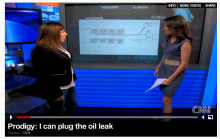 """I can plug the oil leak"" says a 21 year old female engineer- Wall of Cool at Synapse Product Development"