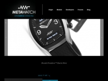 MetaWatch - Home- Wall of Cool at Synapse Product Development