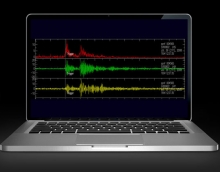 Earthquake-Detecting Program Turns Your Laptop into a Seismometer :: Inhabitat - Green Design Will Save the World- Wall of Cool at Synapse Product Development