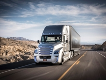The World's First Self-Driving Semi-Truck Hits the Road- Wall of Cool at Synapse Product Development