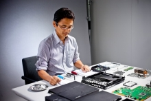 Sony Playstation 4 Teardown- Wall of Cool at Synapse Product Development