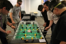 Synapse Office Olympics!- Wall of Cool at Synapse Product Development