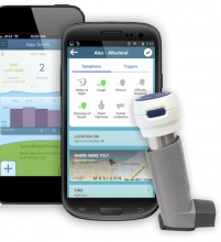 Asthmapolis now Propeller Health- Wall of Cool at Synapse Product Development