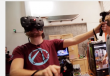 Virtual Reality is becoming Reality- Wall of Cool at Synapse Product Development