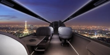 The Future of Airplanes Could Be a Windowless Jet- Wall of Cool at Synapse Product Development