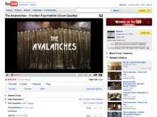 YouTube - The Avalanches - Frontier Psychiatrist (Good Quality)- Wall of Cool at Synapse Product Development
