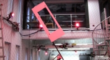 Nimble autonomous flying copters: video - Boing Boing- Wall of Cool at Synapse Product Development