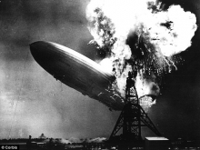 Hindenburg Mystery Solved 76 Years After Catastrophe- Wall of Cool at Synapse Product Development
