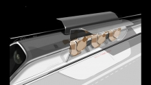 Elon Musk Releases Hyperloop Plans- Wall of Cool at Synapse Product Development