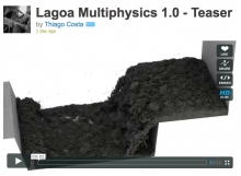 Lagoa Multiphysics 1.0 - Teaser on Vimeo- Wall of Cool at Synapse Product Development