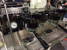 Espresso Hotness from SCAA'15- Wall of Cool at Synapse Product Development