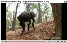 Boston Dynamics Big Dog- Wall of Cool at Synapse Product Development
