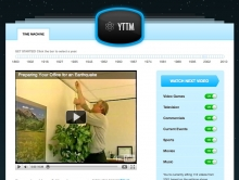 YTTM.tv - Pick a year, click refresh, and TRAVEL THROUGH TIME.- Wall of Cool at Synapse Product Development